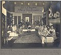 Japanese luncheon given by Mrs Lowman, Seattle, ca 1908 (MOHAI 8343).jpg