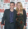 Jason Tucker, Gail Harris at the XBiz Awards 3.jpg