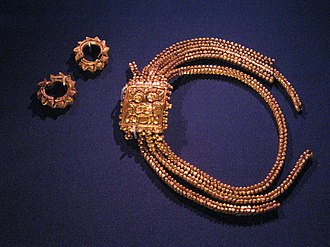 Fort Canning - Jewelry found at Fort Canning Hill dating to the mid-14th century