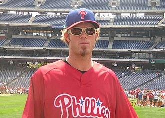 Jayson Werth - Werth with the Phillies