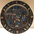 Jean de Court - Assiette - Scènes de la vie de Joseph (émail peint sur cuivre, Limoges, 1565) - 2.jpg