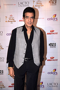 Jeetendra colors indian telly awards.jpg