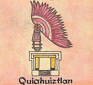 Quiahuiztlan - Glyph of Quiahuiztlan