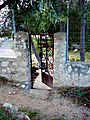 Jerusalem Mount of Olives Santa Marta the small gate.jpg