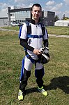Jerzy Wojtas skydiver, Gliwice 2017.08.15 (01).jpg