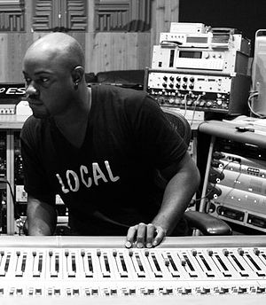 Jason Gilbert - Hopscotch Recording Studios, George Town, Grand Cayman