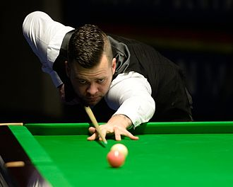 Jimmy Robertson (snooker player) - Jimmy Robertson at the 2015 German Masters