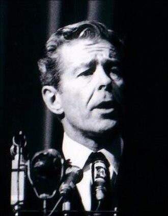 Jean-Jacques Servan-Schreiber - Jean-Jacques Servan-Schreiber in 1973