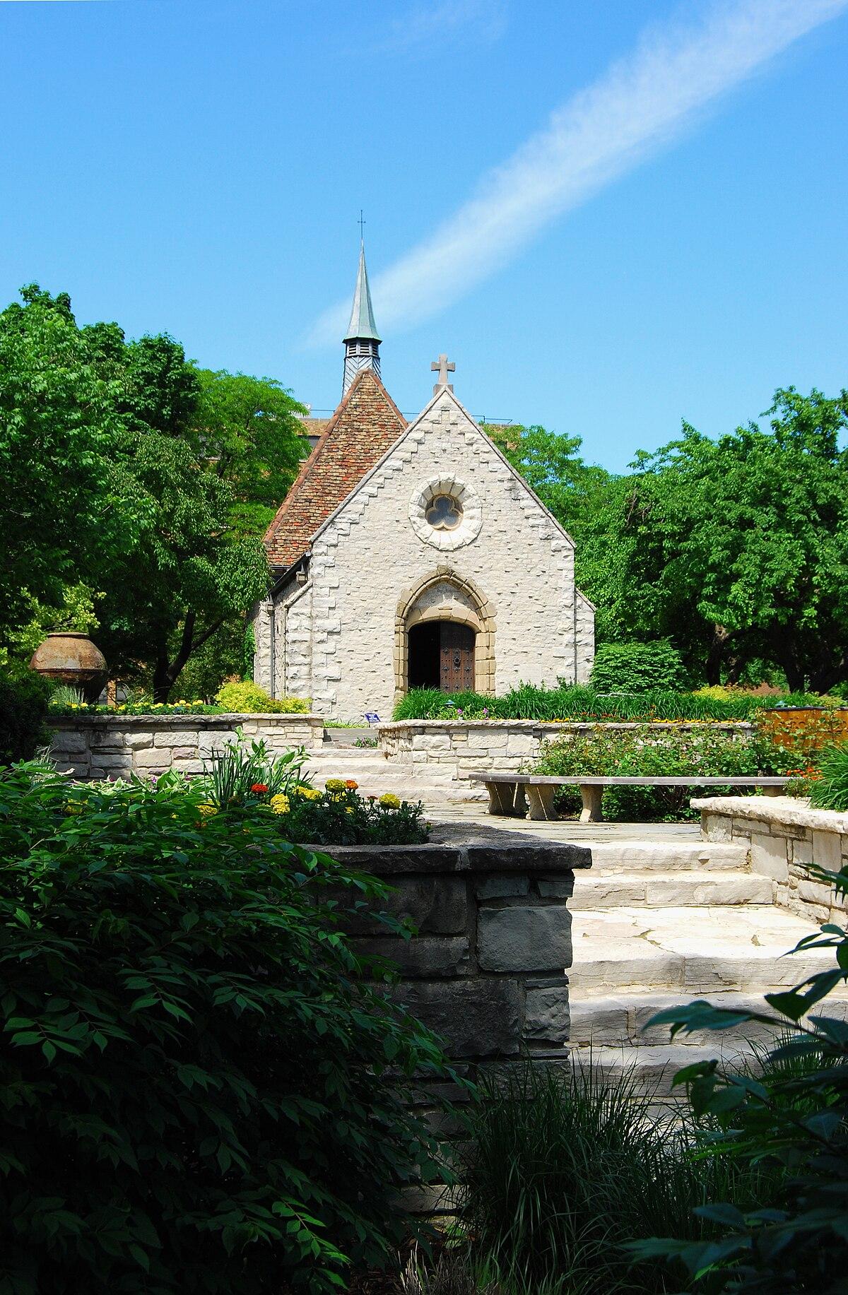 St. Joan of Arc Chapel...