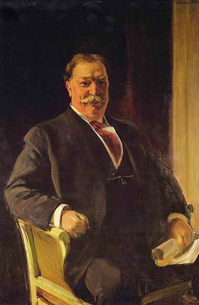 File:Joaquin Sorolla Portrait of President Taft.jpg