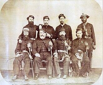 Brazilian Army - Brazilian Imperial Army in 1870.