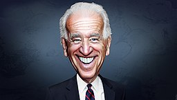 Joe Biden - Caricature (21949842106)