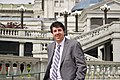 Joe Ciresi in front of PA State Capitol.jpg