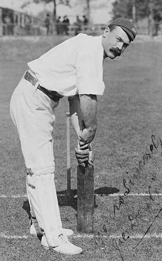 Joe Darling - Darling in 1896