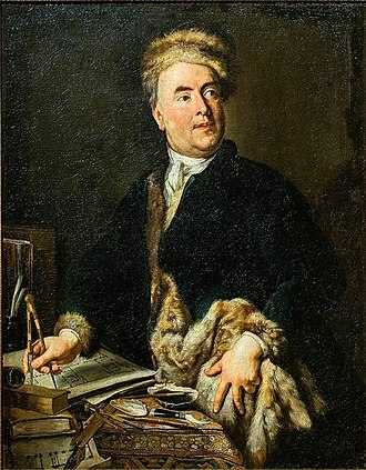 Johann Lukas von Hildebrandt - Portrait, eighteenth century