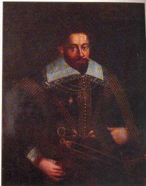 Johann II, Duke of Saxe-Weimar - Image: Johann of Saxe Weimar Jena