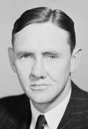 John Gorton - Gorton in 1954