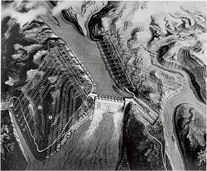 John L. Savage - Savage's Proposal for the Yangtze River Gorge Dam, 1945