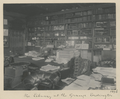 John Benjamin Stone's home, the library in The Grange, Erdington 1896.png