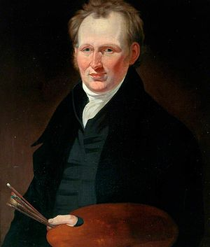 John Bradley (d. 1844) - Image: John Bradley self portrait