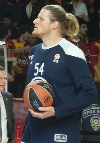 John Bryant (basketball) - Bryant with Bayern Munich in 2013