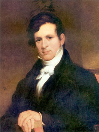 Presidency of Andrew Jackson - Secretary of War John H. Eaton