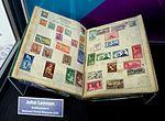 John Lennon's stamp collection.jpg
