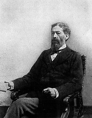 Cincinnati riots of 1841 - John Mercer Langston, political leader who witnessed the riots as a child