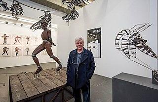 John Napier (designer) British set designer