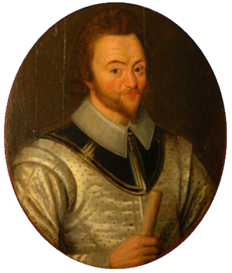 John Norreys -  Sir John Norreys. Oil on panel by an unknown author of the English school (1600 – 1629).