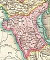 John Pinkerton. Map of Persia. 1818.G. Aderbijan.jpg