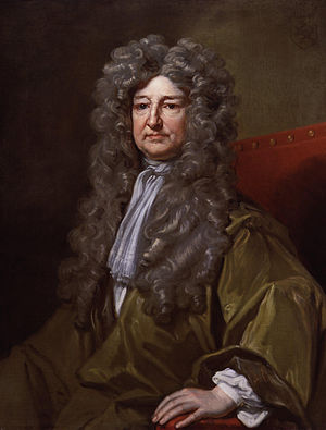 John Vaughan, 3rd Earl of Carbery - The Earl of Carbery.