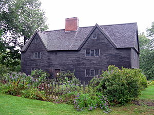 Ipswich, Massachusetts - John Whipple House
