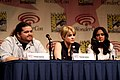 Jorge Garcia, Sarah Jones & Parminder Nagra (7001678253).jpg