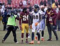 Josh Norman, Demaryius Thomas, Von Miller, Trent Williams (27500543899).jpg