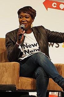 Joy Reid American journalist and political commentator