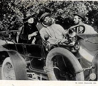 <i>Judex</i> (1916 film) 1916 film