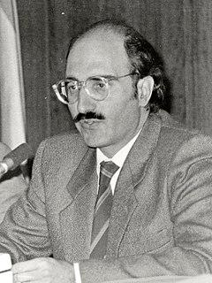 Julián García Vargas Spanish politician