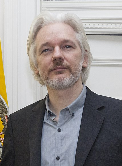 Image result for Assange