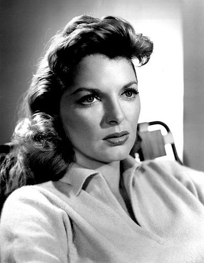Julie London, American actress and singer