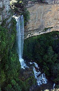 Kedumba River river in New South Wales, Australia