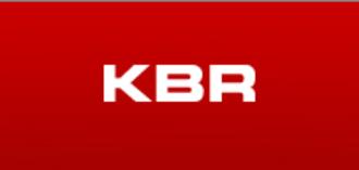 KBR (company) - Image: KBR Logo