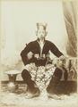 KITLV 4032 - Kassian Céphas - The crown prince of Yogyakarta Pangeran Adhipatti Anom Amengkoenegoro - Around 1895.tif