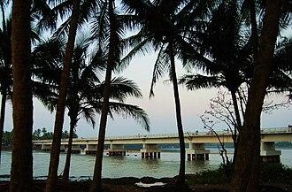 Kadalundi Bird Sanctuary - Kadalundi Bridge