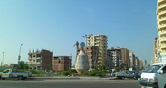Kafr El Dawwar - Image: Kafr El Dawar