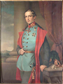 Kaiser Franz Joseph by Theodor Sockl (1852).png