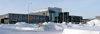 Kaleva (newspaper) - New head office in Takalaanila