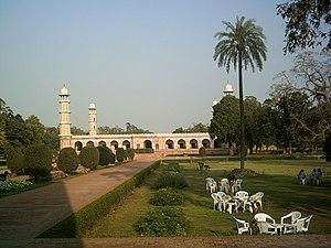 Picture of kamran's bara dari at Lahore