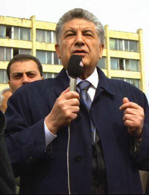 Armenian presidential election, 1998 - Image: Karen Demirchyan 1999