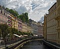 Karlovy Vary. The Tepla river. Czech Republic.jpg